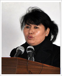 Donkar Wangmo (Chief Counselor)